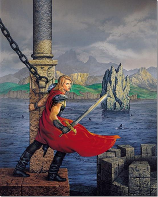 SWORD OF BEDWYR-Ciruelo