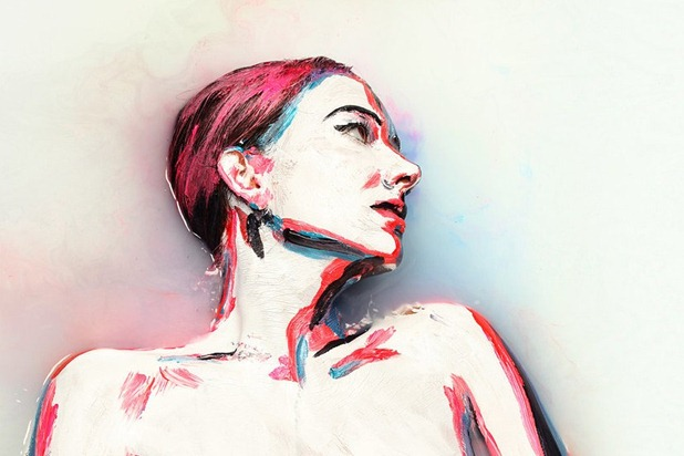 human paintings by alexa meade and sheila vand 3
