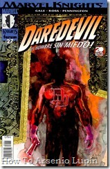 P00027 - Marvel Knights - Daredevil #27