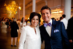 Here I am with Randy Fenoli of Kleinfeld and