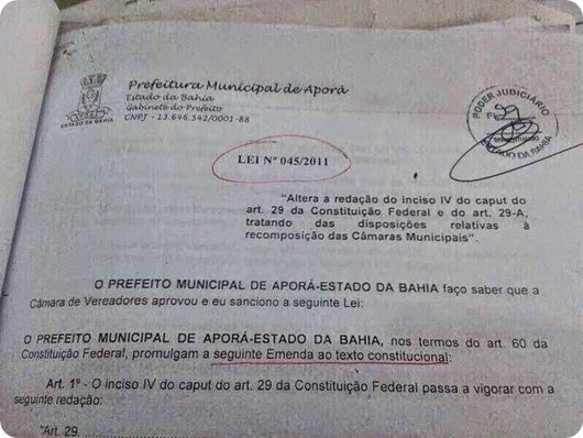 prefeito altera cf2
