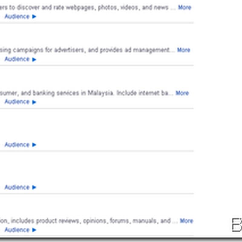 TOP 500 SITES (WEB dan BLOG ) di MALAYSIA