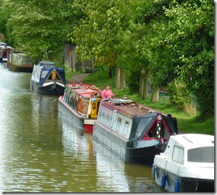 8 braunston mooring