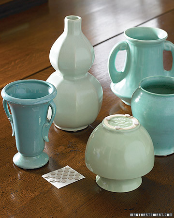 Marthastewart.com has many more tips and ideas about protecting surfaces that you can pass long to your neighbors. (marthastewart.com/268286/safeguarding-any-surface)
