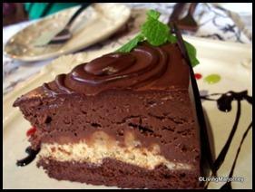 Restaurante Pia Y Damaso 22: Sisa's dementia