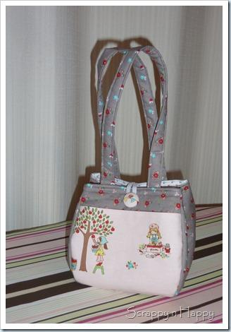Tulip purse 2 front