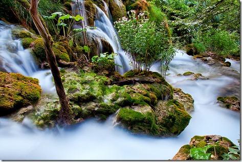 Croatia - Plitvice Lakes: Misty Falls