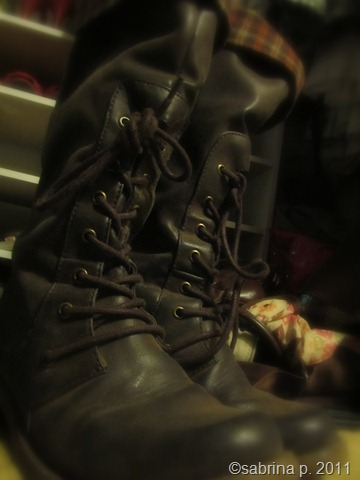 my boots 1