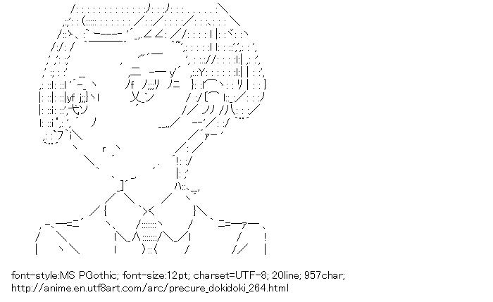 PreCure Dokidoki!,Kenzaki Makoto