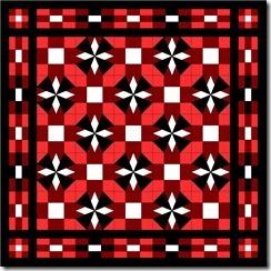 kaleido stars red black white