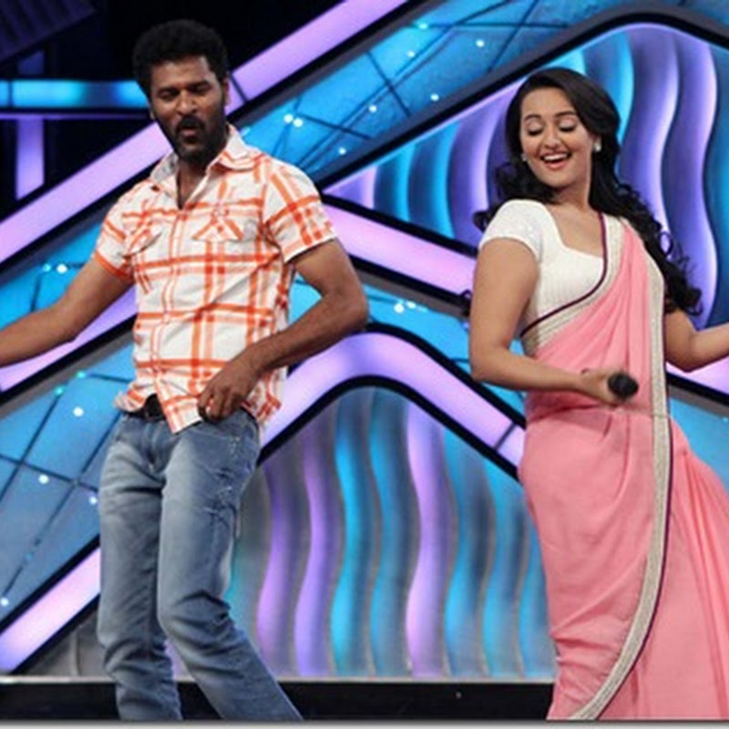 Prabhu Deva item song with Sonakshi Sinha!