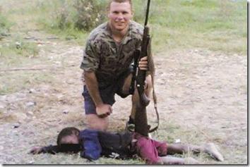 """La foto nel profilo Facebook di """"Terrorblanche"""""""