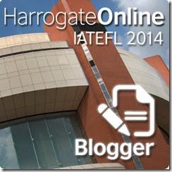 #IATEFL 2014 – Blogging and Social Media for CPD