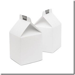 Z1739 Milk cartons