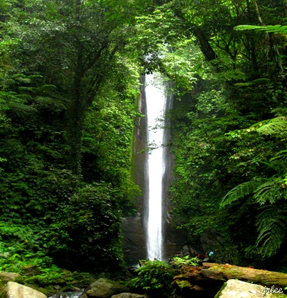 casaroro falls in valencia