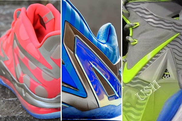 Upcoming Nike LeBron 11  Elite  Low 8220Maison Du LeBron8221 Pack