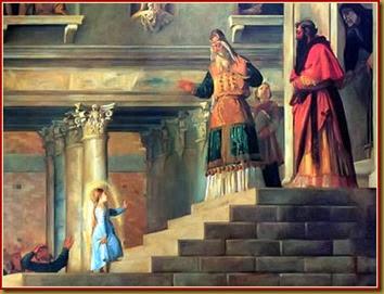 PRESENTACION DE MARIA