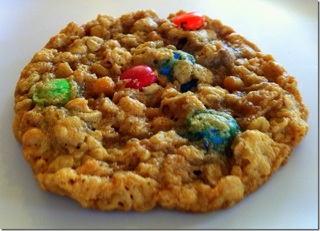 Ann Romney&#39;s M&amp;M Cookies 6-27-12