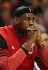 lebron james nba 130220 mia at atl 08 LeBron Debuts Prism Xs As Miami Heat Win 13th Straight