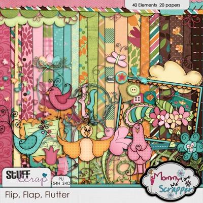 Flip Flap Flutter