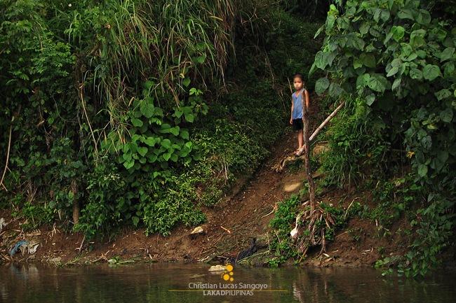 Caramoan Town River
