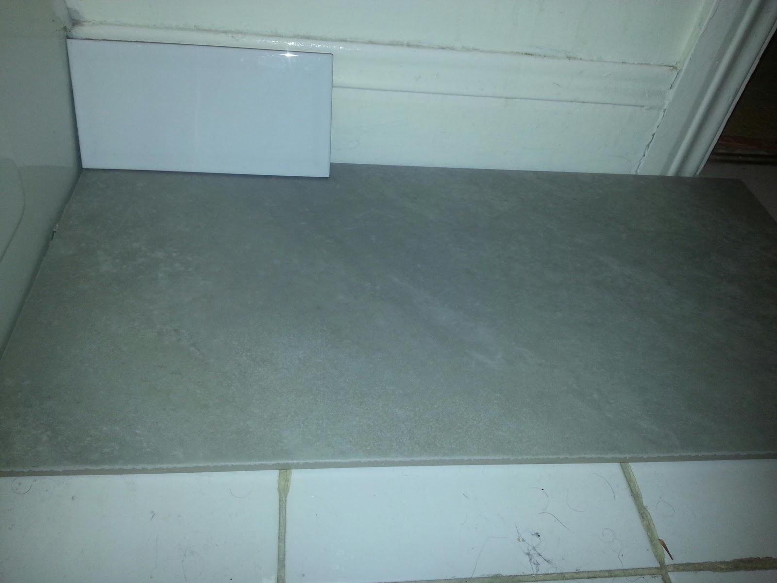 Dublinia: Bathroom - change of tile