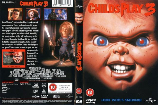 Child's Play 3 – Latino