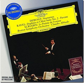 Abbado Boston Debussy Ravel Scriabin Originals