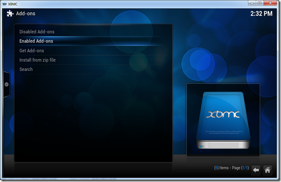 how to download older version of kodi