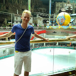 matt at Lotte World in Seoul, Seoul Special City, South Korea