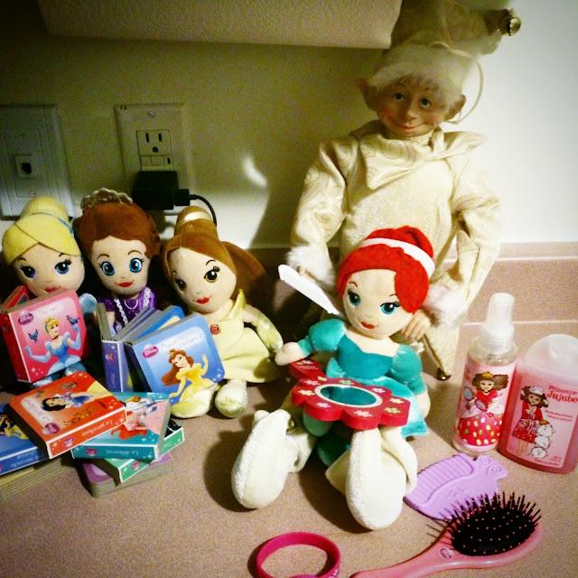 Biscotti ouvre un salon de coiffure pour princesses avec les produits Princesse Jujube #lutins