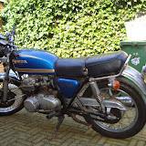 Van Honda CB500 tot Honda RC 181 Replica - Foto's Freddy en Jeannet Stotefalk