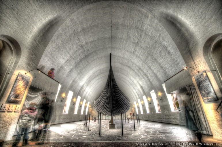 Wikingerschiffmuseum, Oslo