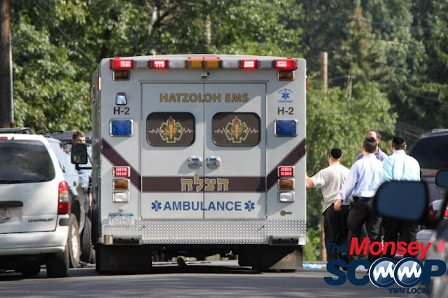 4 Year Child Struck By Vehicle On Roberts Rd (Moshe Lichtenstein) - IMG_5346.JPG