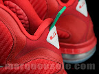nike lebron 9 gr christmas 4 03 Throwback Thursday: Look Back at LBJs 2011 Christmas Shoes