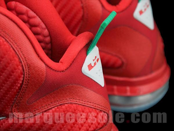 Nike LeBron 9 8220Christmas8221 Exclusive 8211 New Photos