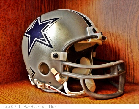 '55/365 ~ Dallas Cowboys Helmet' photo (c) 2012, Ray Bouknight - license: http://creativecommons.org/licenses/by/2.0/