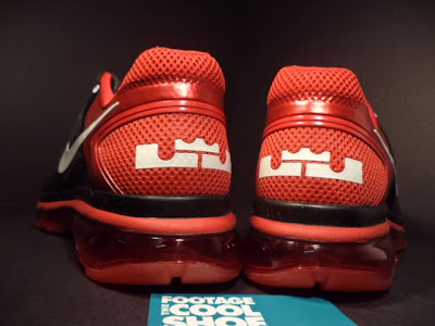 lbj pe nike air max trainer 1 3 miami heat 4 5 pack Four Pairs of Nike Air Trainer 1.3 Max Breathe LeBron James PE