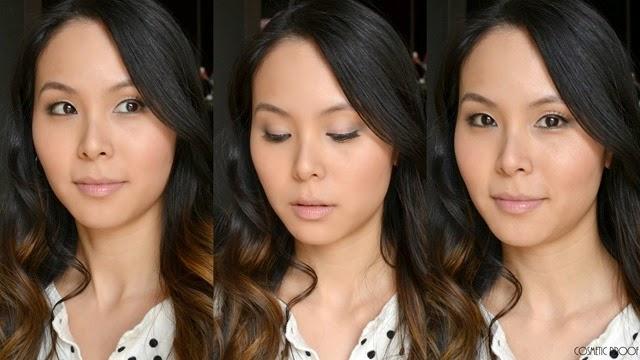 Clarins Garden Escape Palette Makeup Look Review Swatches