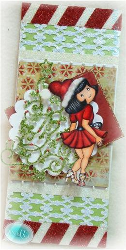 Gilli_Sassy Santa~