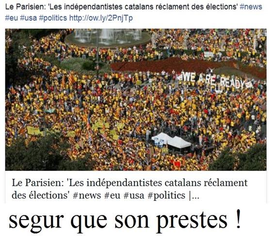 Manifestacion BCN 19102014 -
