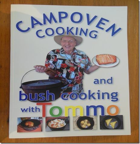 Camp oven cook book