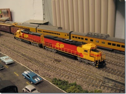 IMG_0443 Southern Pacific Kodachrome Tunnel Motors on My Layout on April 5, 2008