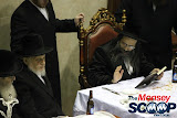 Yartzheit Tish For Stamar Rebbe Held In Satmar Beis Medrash Of Monsey (Photos by Moshe Lichtenstein) - IMG_5564.JPG