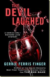 The Devil Laughed by Gerris Ferris Finger