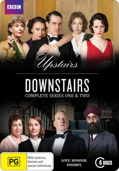 Upstairs Downstairs S1 and S2