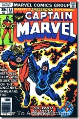 P00001 - Captain Marvel #53