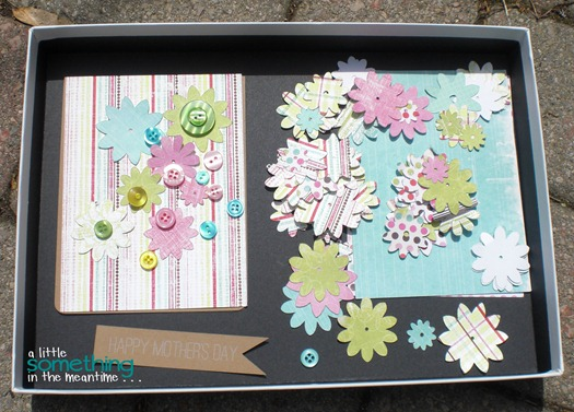 Mother's Day Card Pieces WM