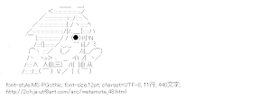 [AA]黒木智子 ちゅるや化 (私がモテないのはどう考えてもお前らが悪い!)