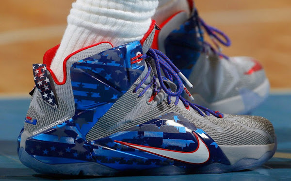 Alternate 8220USA Basketball8221 LeBron 12 That Just Might Come Out